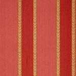 203863 Bayberry Stripe Antique Red by FSchumacher