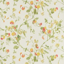100/6027.CS Sweet Pea Pink & Yellow by Cole & Son