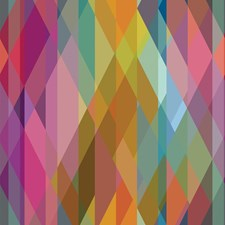 Multi-Coloured Print Wallcovering by Cole & Son